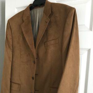 Other - New Men's Golden/Brown Sports Coat